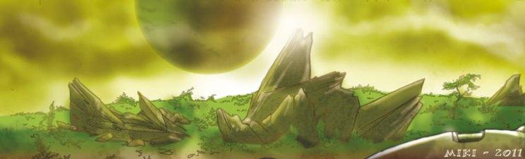 Pianeta-Atmosfera Verde