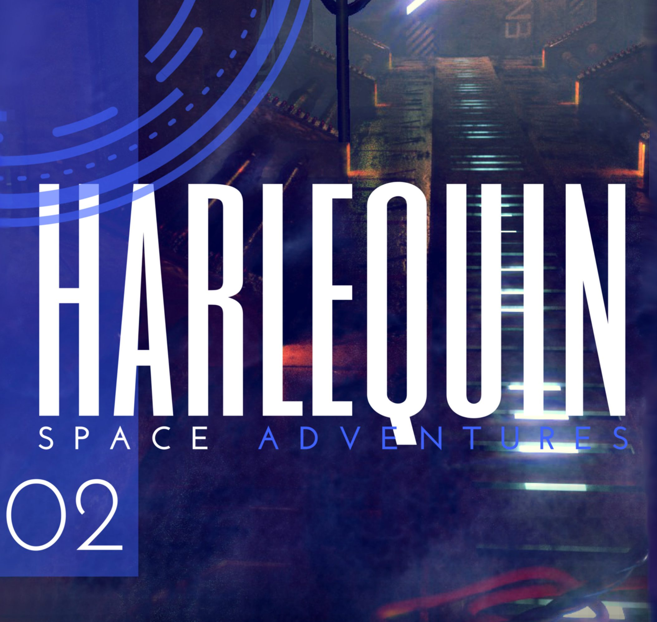 Harlequin – Space Adv. 02