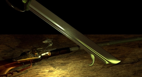 Rifle&Sword