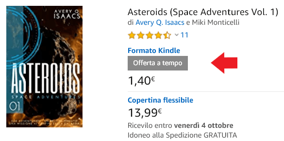 Asteroids in offerta - Avery Q. Isaacs